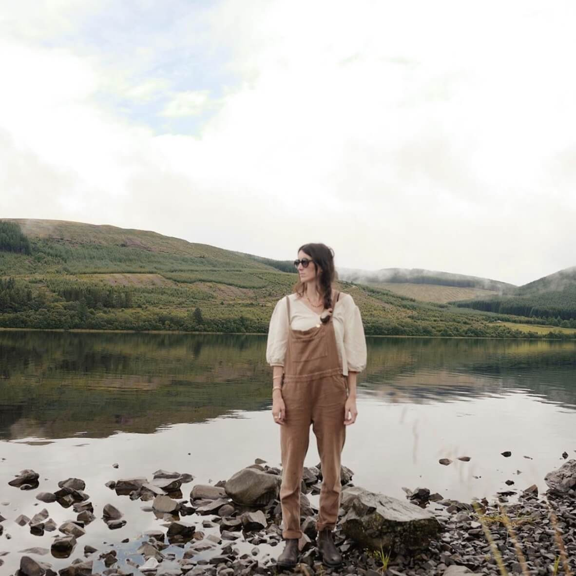 A trip to Scotland with Nina Davidson